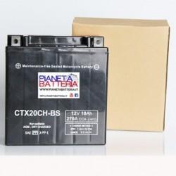 Pianeta Batteria CTX20CH-BS...