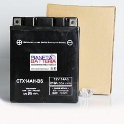 Pianeta Batteria CTX14AH-BS