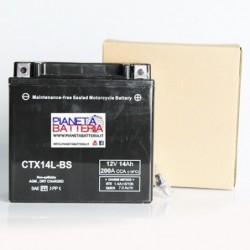 Pianeta Batteria CTX14L-BS