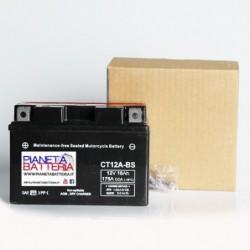 Pianeta Batteria CT12A-BS