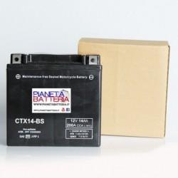 Pianeta Batteria CTX14-BS