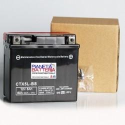 Pianeta Batteria CTX5L-BS
