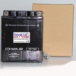 Pianeta Batteria CTX14AHL-BS