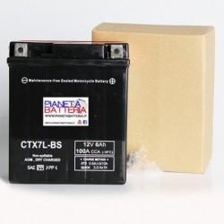 Pianeta Batteria CTX7L-BS