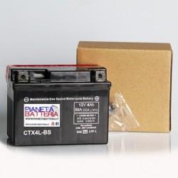 Pianeta Batteria CTX4L-BS