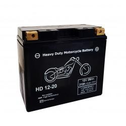 HD 12-20 - Batteria Harley...