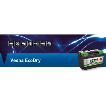 ZENITH ZPC120051 12V 65AH - 2200A Spunto