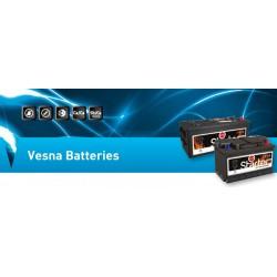 Batteria Auto Epoca - Brc 3FB7 - 6V - 80Ah