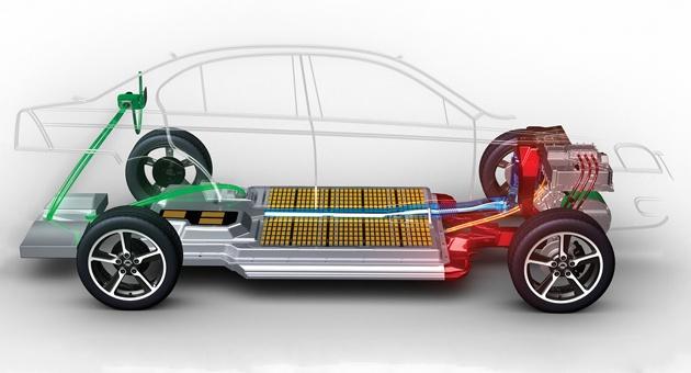 elektromobil-baterie